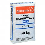 Quick-mix - tynk cementowy MZ 4