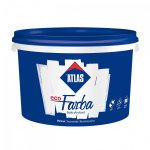 Atlas - ecoFARBA internal acrylic white paint (AW-ECO)